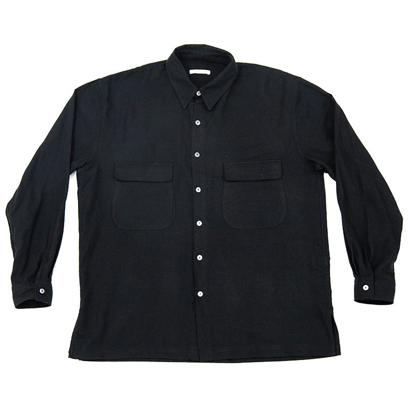Wilbur Shirt - Black