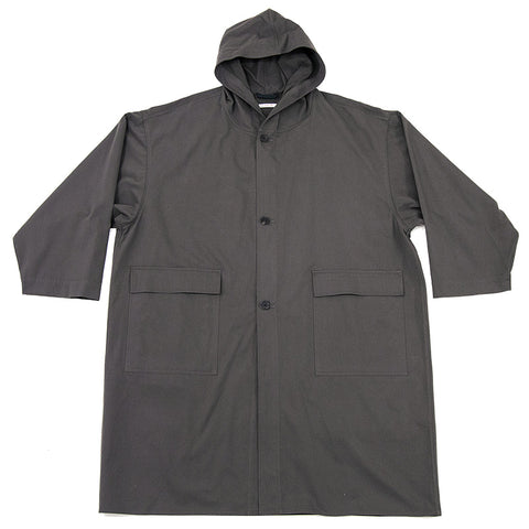 Canopy Coat - Iron Grey (Water Resistant)