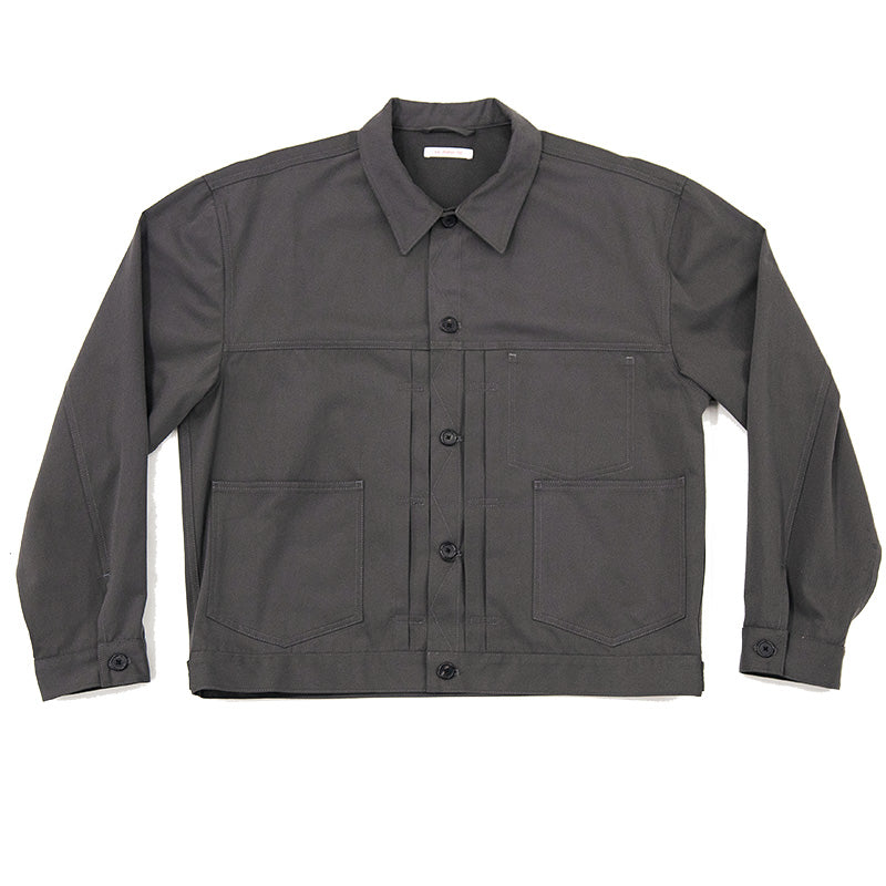 Type 100 Jacket - Iron Grey (Water Resistant)