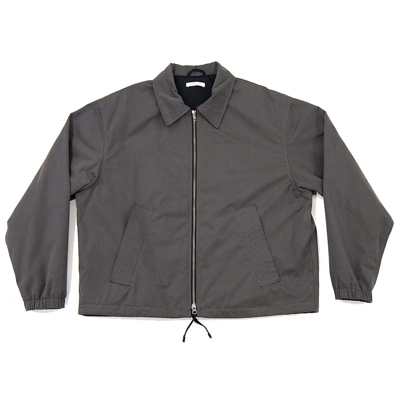 Hackney Jacket - Iron Grey (Water Resistant)