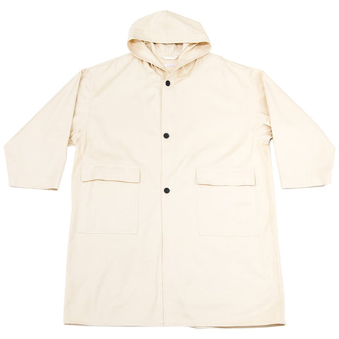 Canopy Coat - Vanilla Twill (Water/Stain Resistant)