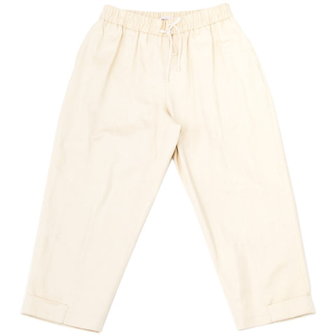 Band Pant - Vanilla Twill (Water/Stain Resistant)