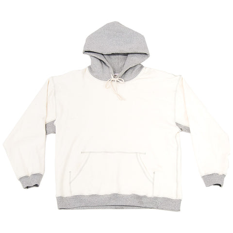 Hearns Hoodie - Natural/Grey