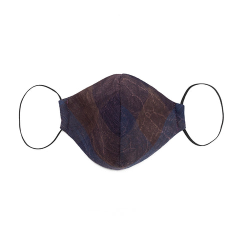 Face Mask - Blue & Purple Plaid