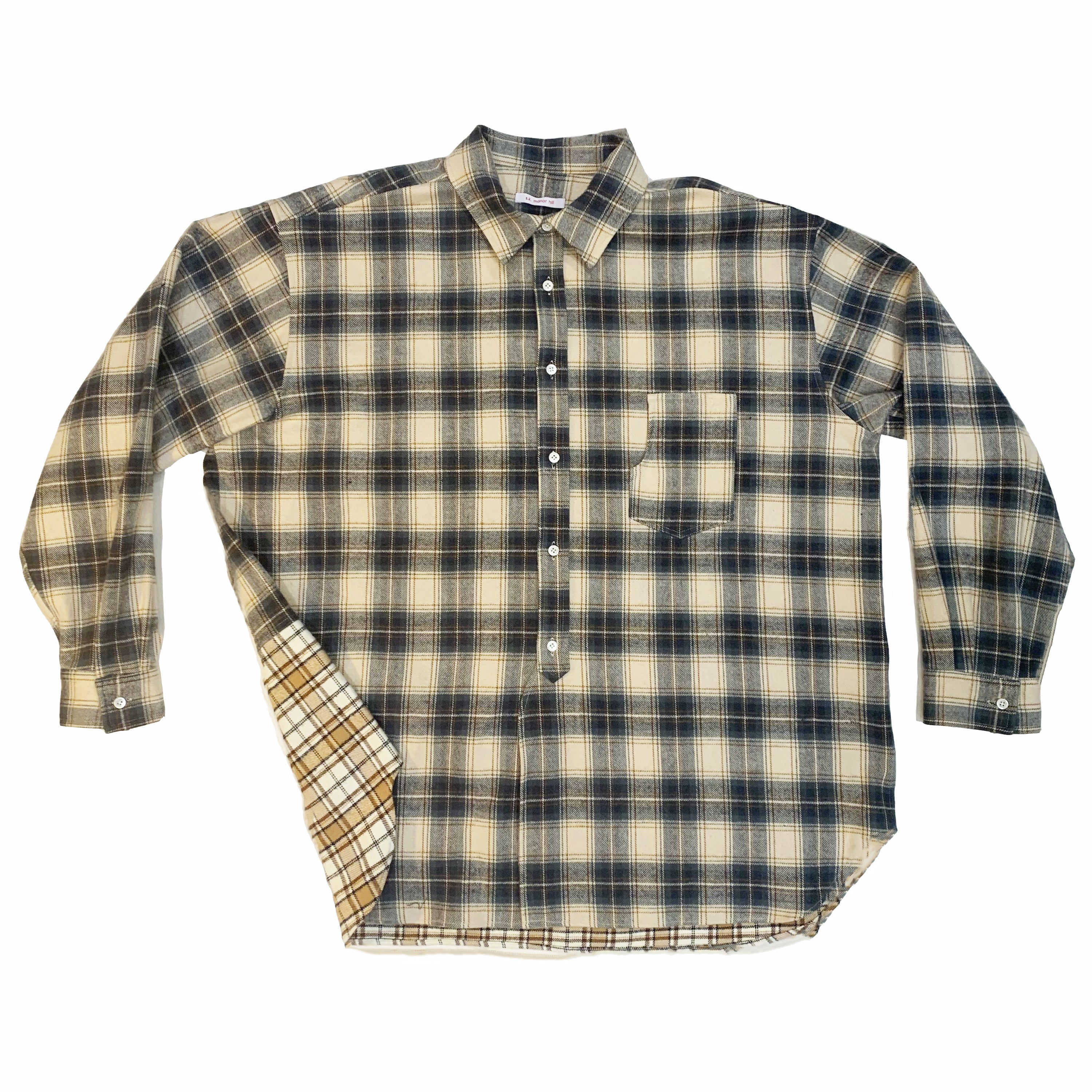 Artisan Shirt - Moss Plaid