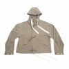 Chopped Fish Jacket - Taupe