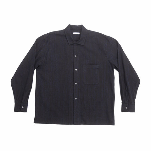 Jam Shirt - Brown/Blue Nap