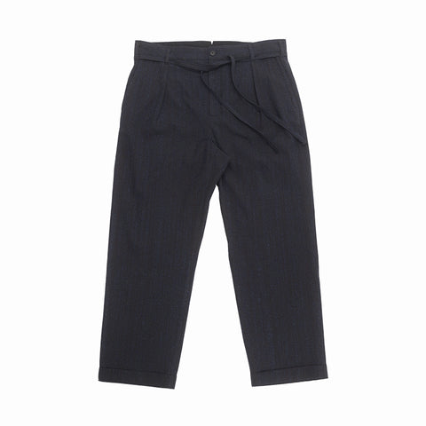 Lansky Pant - Brown/Blue Nap