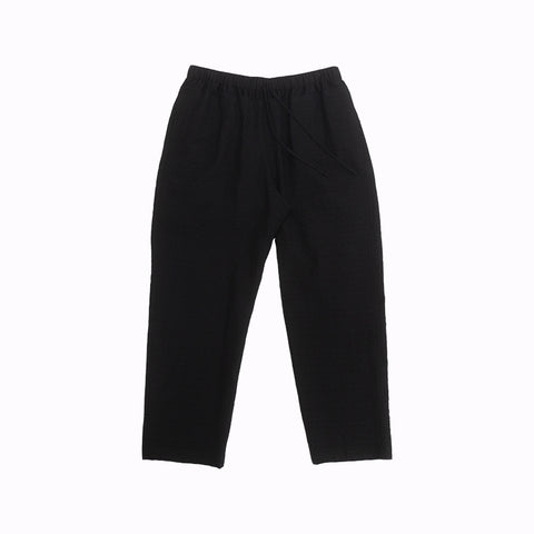 Nest Pant - Black Puckered