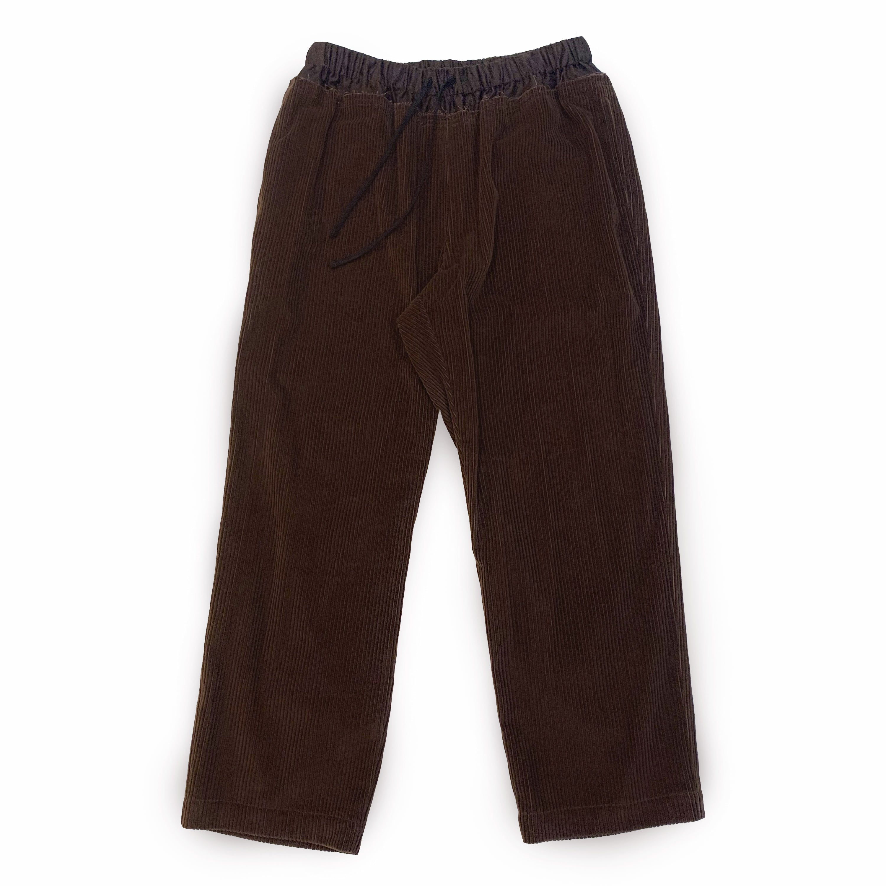 Nest Pant - Brown Corduroy