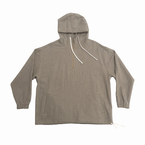 Pod Pullover Jacket - Taupe