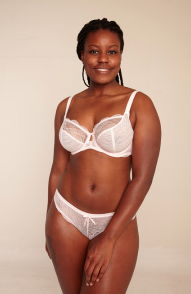 Freya Fancies White Plunge Bra