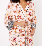 M & S Dressing Gown, Lightweight Wrap Gown
