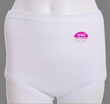 Pack of 3 Pairs Cotton Interlock Cuff Leg Brief