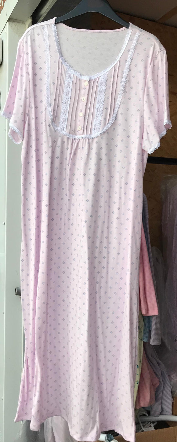 M & S Comfortable to wear Jersey Nightdress size 12-14