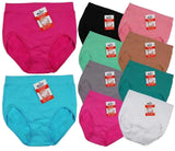 STV Ladies Seamless Briefs Really Comfy with Support. Ideal for Everyday Wear