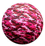 "Mega Jolly Ball Covers Pink Camo for 25"" Ball"