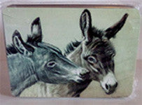 Donkey Tin - EquineGiftBoutique