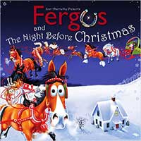 Fergus and The Night Before Christmas by Jean Abernethy