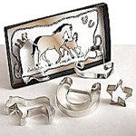 Cookie Cutter Gift Set by Ann Clark - EquineGiftBoutique