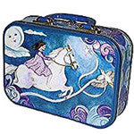Lunch Box with Discover your World Images
