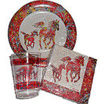 Mare and Foal Party Set