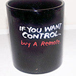"Mug ""If you want control..."" - EquineGiftBoutique"