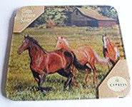 Surface Saver with Pony Pasture Image - EquineGiftBoutique