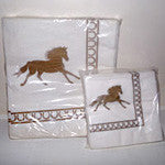 Regal Horse Paper Napkins, Plates & Table Cloth - EquineGiftBoutique