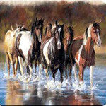 Surface Saver with Rush Hour Image - EquineGiftBoutique