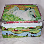 Snap Together Treasure Box - meduim - EquineGiftBoutique