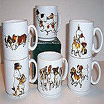 Jack Russel Terrier Muglets assorted designs - EquineGiftBoutique