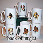 Jack Russel Terrier Muglets assorted designs