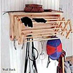 New Engand Wall Rack - EquineGiftBoutique