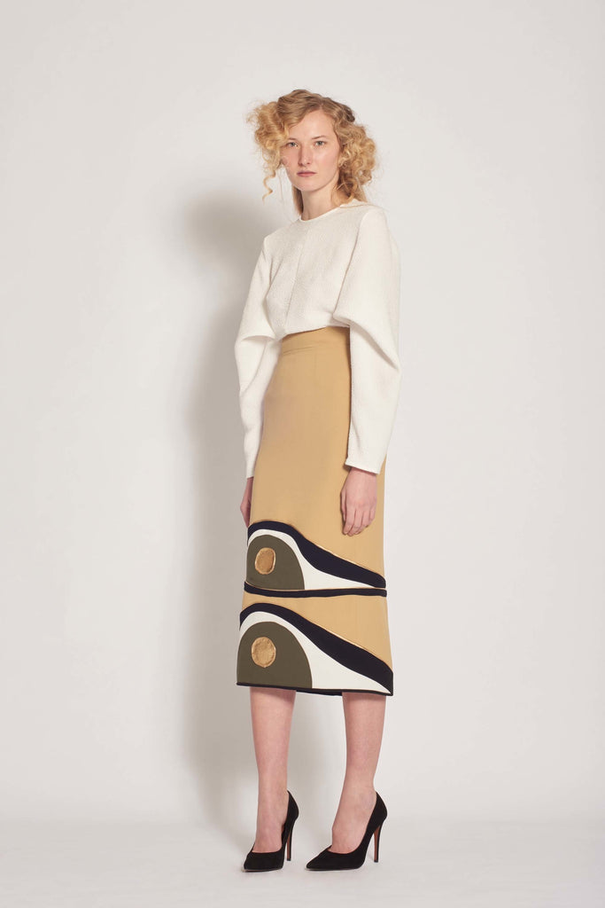 PREORDER:  Klimt Pencil Skirt