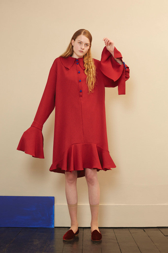 Hoch Dress with Long Sleeves