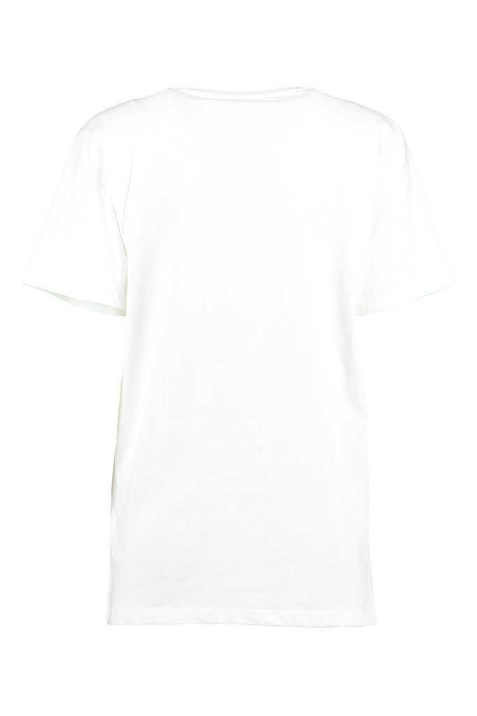 Neck Bow T-shirt