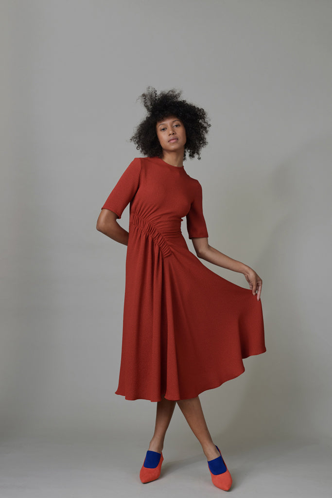 Pina Sleeve Dress