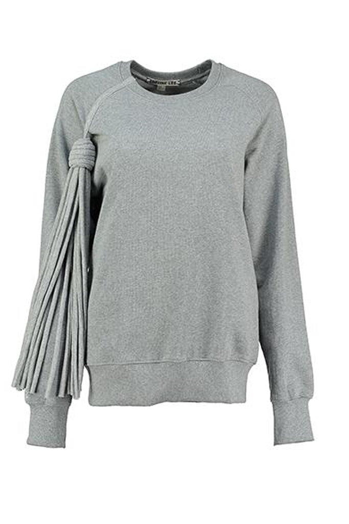 Single Tassel Sweatshirt
