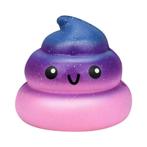 Purple Squishy Squeeze Stress Reliever