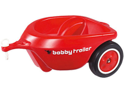 Big Bobby Trailer Red