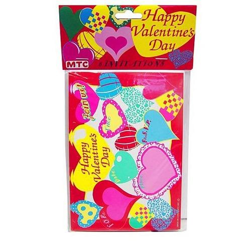 Happy Valentine's Day Invitations & Envelopes ( Case of 24 )