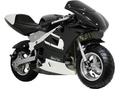 Gas Pocket Bike Black