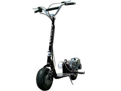 Dirt Dog 49cc Scooter Black