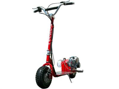 Dirt Dog 49cc Scooter Red