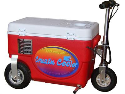 Cooler Scooter 1000w Red