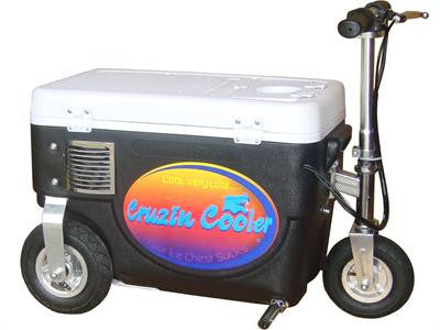 Cooler Scooter 300w Black