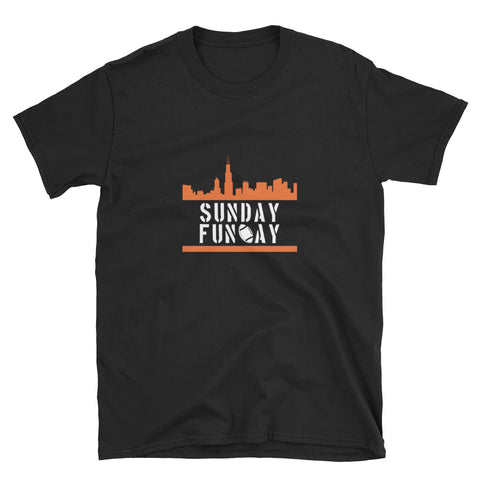 SunDay FunDay Short-Sleeve Unisex T-Shirt
