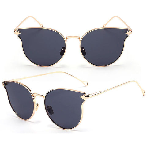 Retro Cat Eye Sunglasses Shades