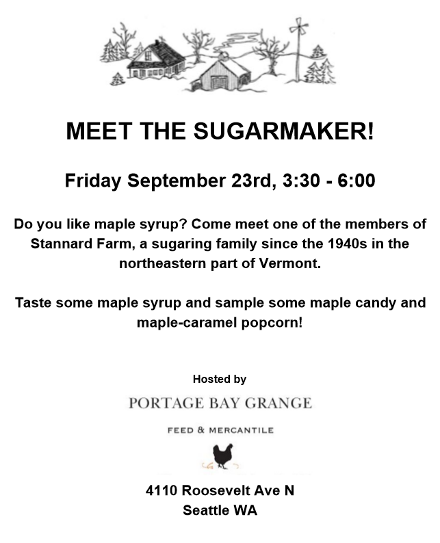 Meet the Sugarmaker!